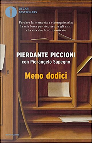 Meno dodici by Pierangelo Sapegno, Pierdante Piccioni