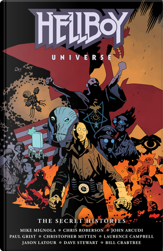 Hellboy universe by John Arcudi, Mike Mignola