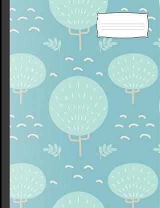 Scandinavian Trees by Autumn Clover Journals