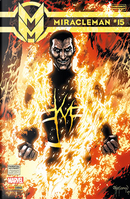 Miracleman #15 by Alan Moore