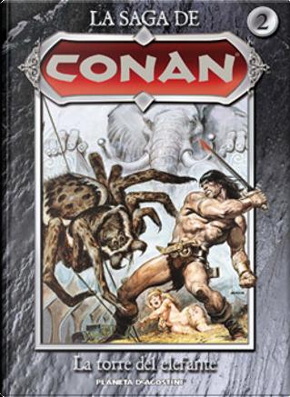La Saga de Conan nº 2 by Roy Thomas