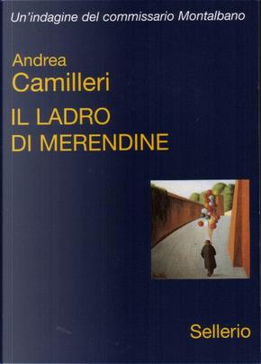 Il ladro di merendine by Andrea Camilleri