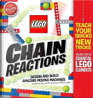 Lego Chain Reactions by Pat Murphy