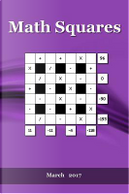 Math Squares March 2017 by Puzzler