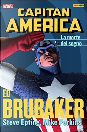 Capitan America - Ed Brubaker Collection Vol. 6 by Ed Brubaker