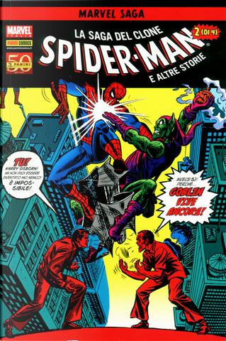 Spider-Man - La Saga Del Clone e Altre Storie vol. 2 by Gerry Conway, Ross Andru