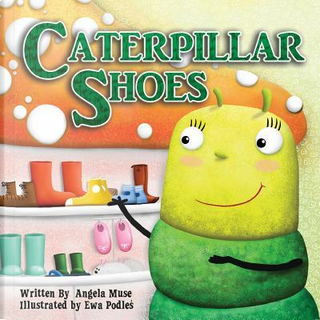 Caterpillar Shoes by Angela Muse