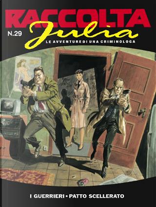 Raccolta Julia n° 29 by Enio Legisamón, Giancarlo Berardi, Giuseppe De Nardo, Lorenzo Calza, Mario Jannì, Maurizio Mantero