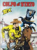 Tex n. 724 by Antonio Zamberletti, Pasquale Ruju