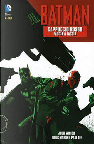 Batman: Cappuccio Rosso Vol. 1 - Variant by Judd Winick