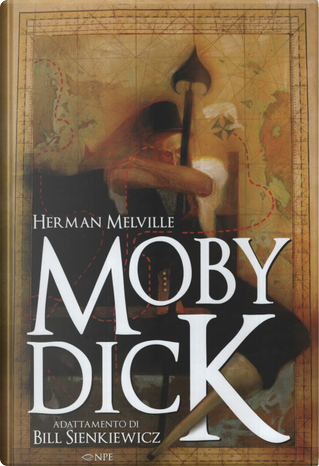 Moby Dick by Bill Sienkiewicz, D.G. Chichester, Herman Melville