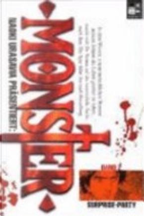 Monster, Bd. 2 by Naoki Urasawa