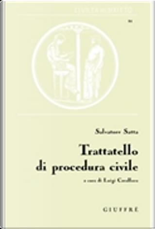 Trattatello di procedura civile by Salvatore Satta