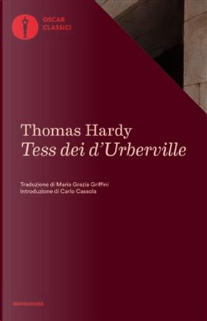Tess dei d'Urberville by Thomas Hardy