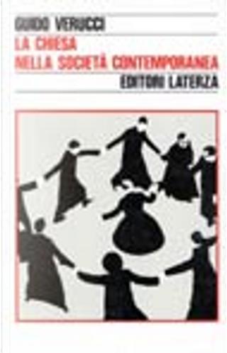 La Chiesa nella societa contemporanea by Guido Verucci