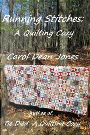 Running Stitches by Carol Dean Jones