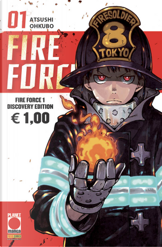 Fire Force vol. 1 by Atsushi Ohkubo