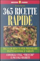 365 ricette rapide by Giuliana Bonomo