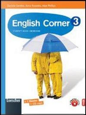 English corner. Student's book. Per la Scuola media. Con espansione online by Daniela Corvino