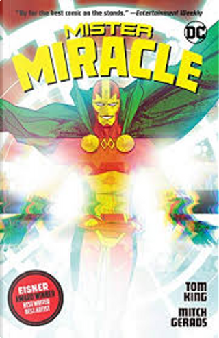 Mister Miracle by Tom King