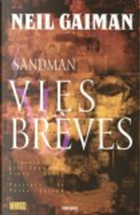 Sandman, Tome 7 by Geneviève Coulomb, Jill Thompson, Neil Gaiman, Peter Straub