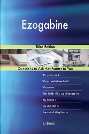 Ezogabine by G. J. Blokdijk