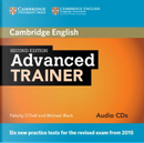 Advanced Trainer Audio CDs (3) by Felicity O'Dell