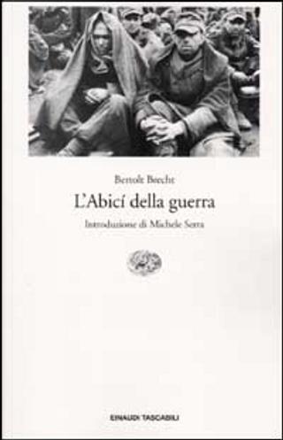 L'Abicí della guerra by Bertolt Brecht