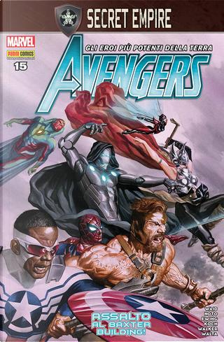 Avengers n. 90 by Phil Noto