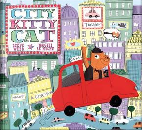 City Kitty Cat by Steve Webb