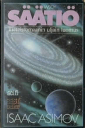 Säätiö by Isaac Asimov