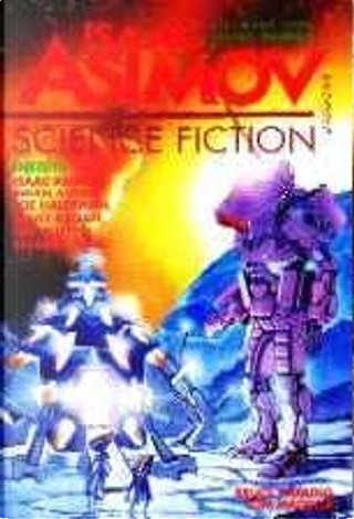Isaac Asimov Science Fiction Magazine n. 8 by Brian Aldiss, Bruce Sterling, Frederik Pohl, Isaac Asimov, Janet Kagan, Joe Haldeman, Pat Murphy, Tom Maddox