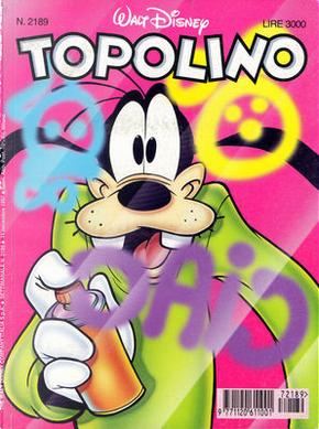 Topolino n. 2189 by Bruno Concina, Claudia Salvatori, Diego Fasano, Rodolfo Cimino, Tito Faraci