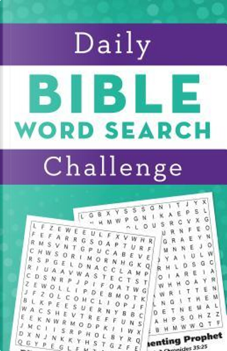 Daily Bible Word Search Challenge by Barbour Publishing