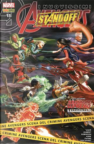 Avengers n. 60 by Al Ewing, Greg Weisman, James Robinson, Mark Waid