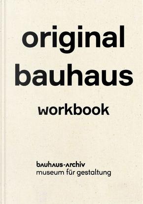 Original Bauhaus Workbook by Friederike Holländer, Nina Wiedemeyer