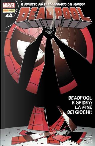 Deadpool n. 103 by Joe Kelly