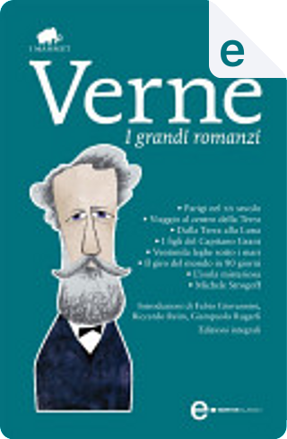 I grandi romanzi by Jules Verne