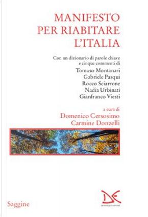 Manifesto per riabitare l'Italia by