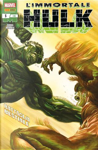 Hulk e i Difensori n. 48 by Al Ewing
