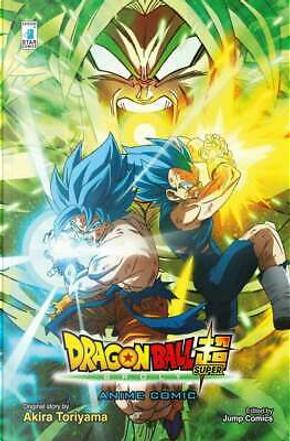 Dragon ball Super: Broly by Toyotaro, 鳥山 明