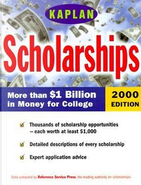 Scholarships 2000 by Gail Ann Schlachter