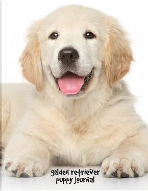 Golden Retriever Puppy Journal by Inspiration Notebooks