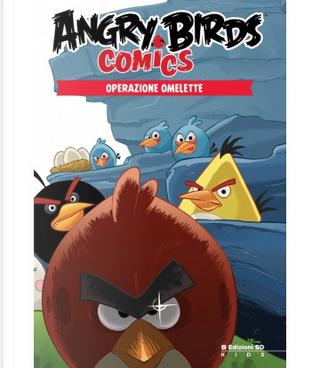 Angry Birds vol. 2 by Jeff Parker, Paul Tobin