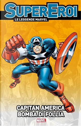 Supereroi - Le leggende Marvel vol. 34 by D. Bruce Barry, Fabio Gamberini, Frank Giacoia, Jack Kirby, John Romita Sr., Stan Lee