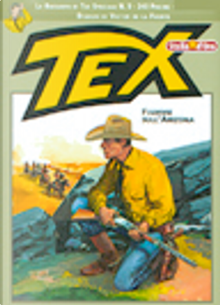 Tex speciale stella d'oro n.5 by Claudio Nizzi