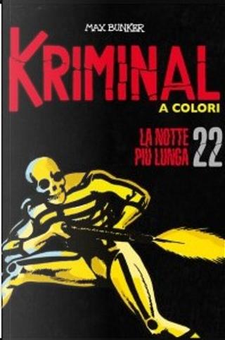 Kriminal a colori - Vol. 22 by Max Bunker