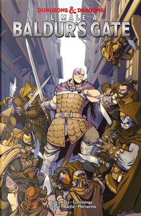 Dungeons & Dragons vol. 4 by Jim Zub