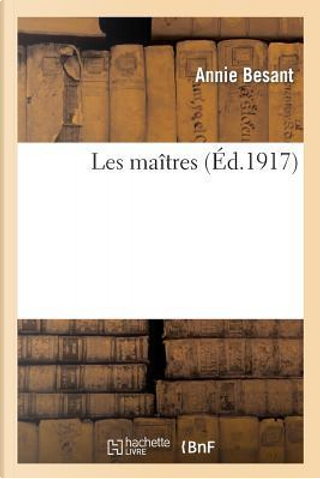 Les Maitres by Besant-a