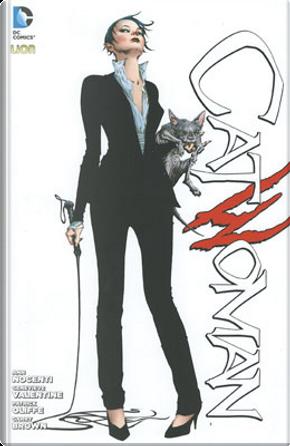 Catwoman vol. 10 by Ann Nocenti, Genevieve Valentine